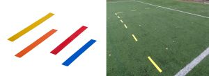 Flat Markers - Agility Line Markers