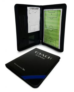 Coach tactic board BLUE