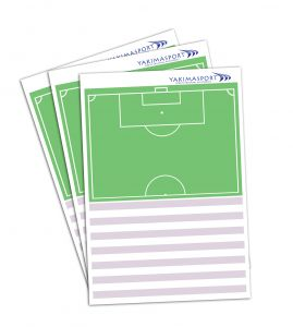 Coach Note Pad A4
