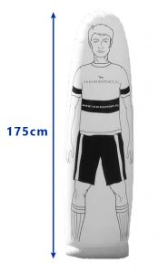 Inflatable Soccer Dummy JUNIOR
