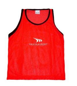 Training Bibs Red Yakimasport