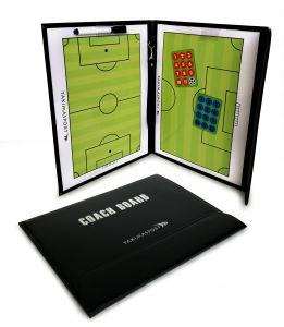 Coach tactic board SILVER