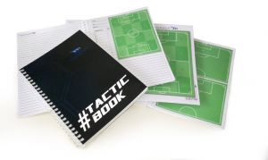 #tacticbook zeszyt, notes trenera A5