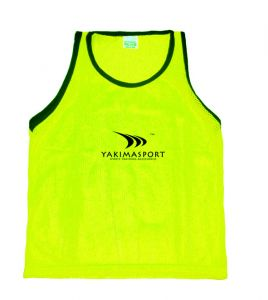 Training Bibs Yellow Yakimasport