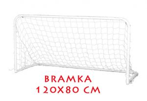 Elemantary football Goal 120x80 cm