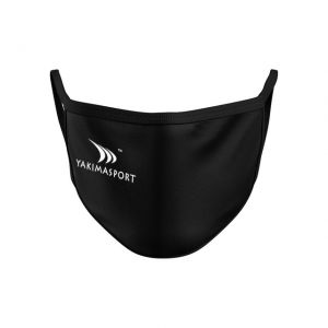 Reusable breathing protective mask, fast drying