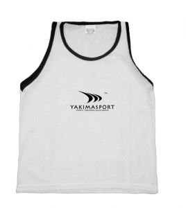 Training Bibs White Yakimasport